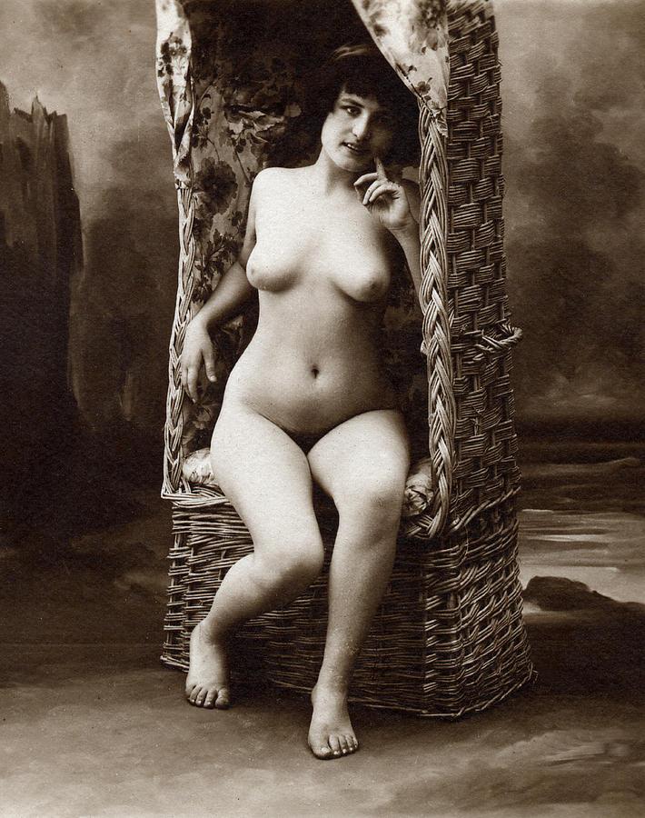 Nude art vintage