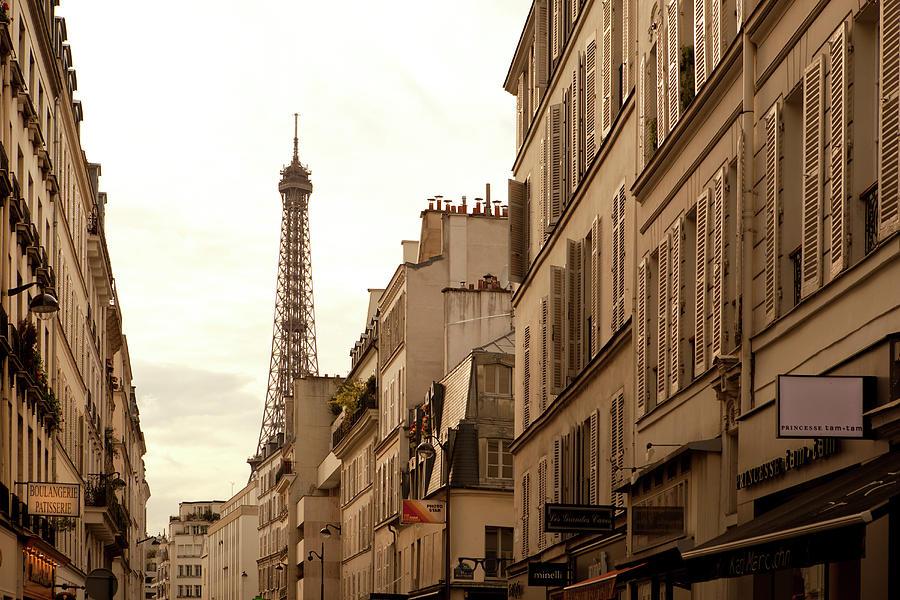 Vintage Paris Photograph by Marcaux