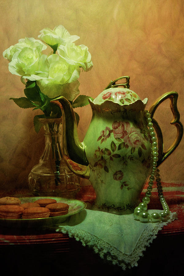 Vintage Romance by Pamela Walton