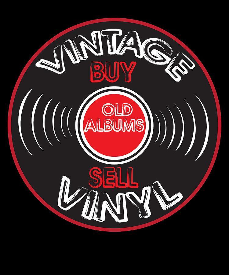 Consider, Vintage vinyl record