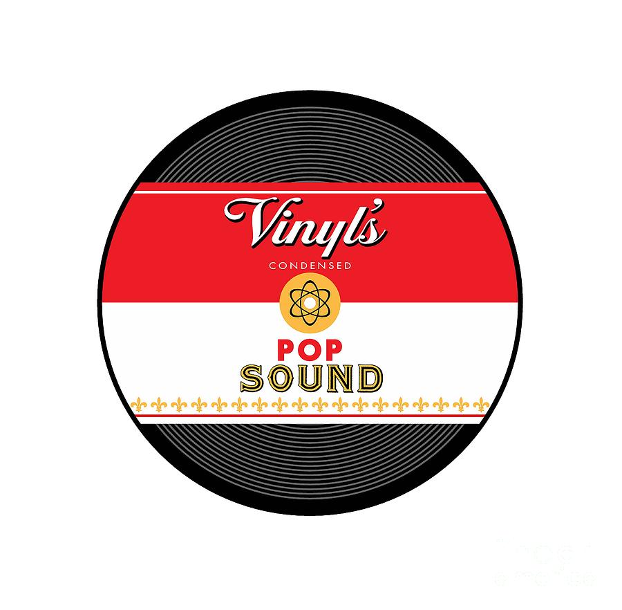 Vinyl Condensed by Rock on Wall USA