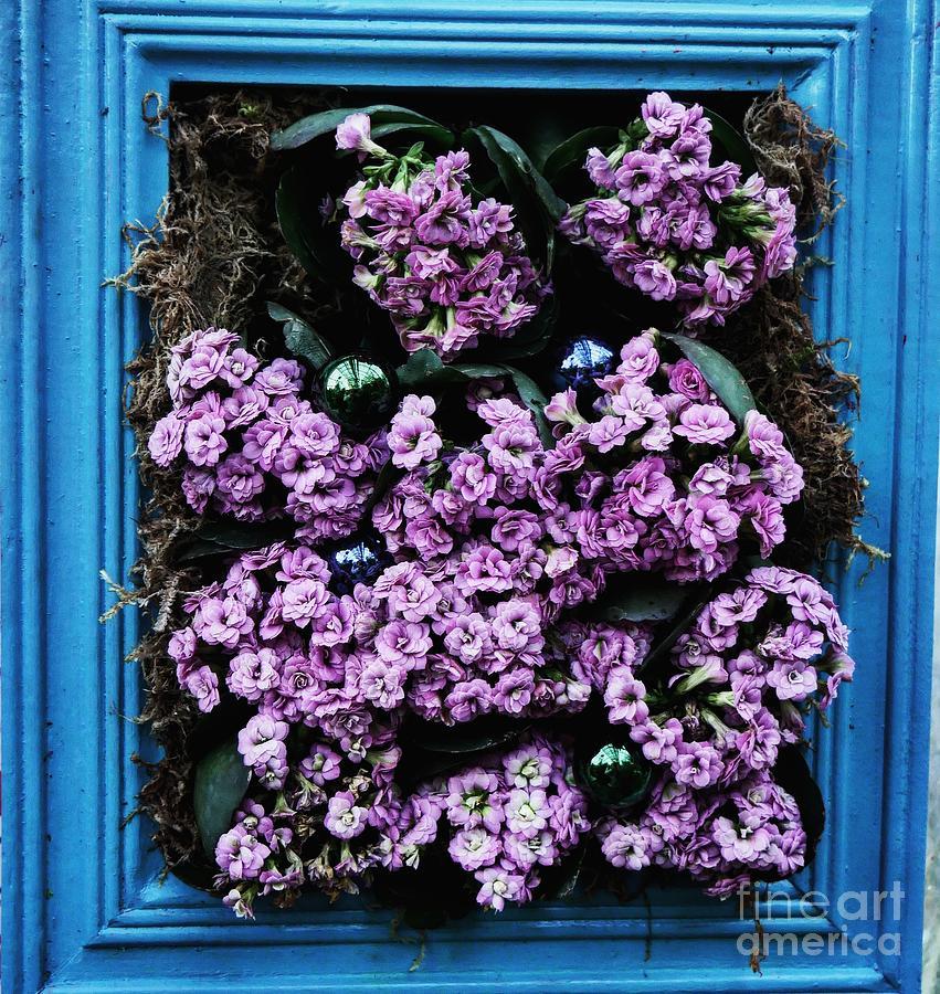 Purple Photograph - Violette by BlackXs Rose