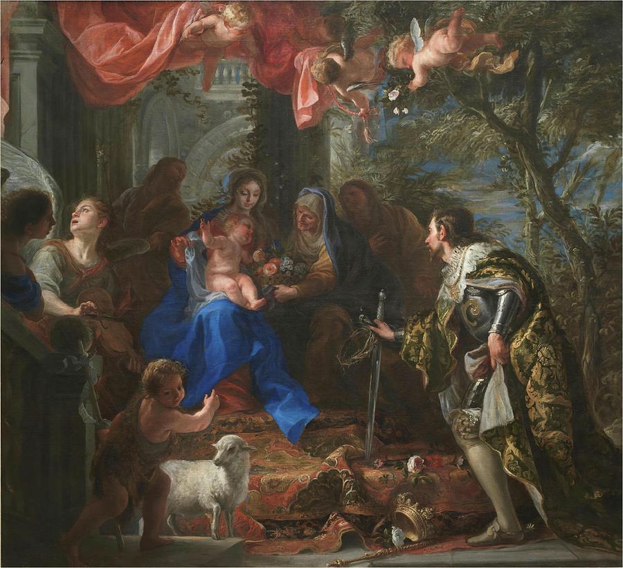 St louis king of france school