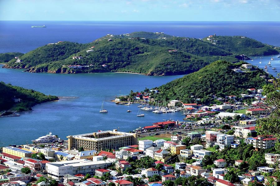 U.s. Virgin Islands Photograph - Virgin Island View by Rick Lawler