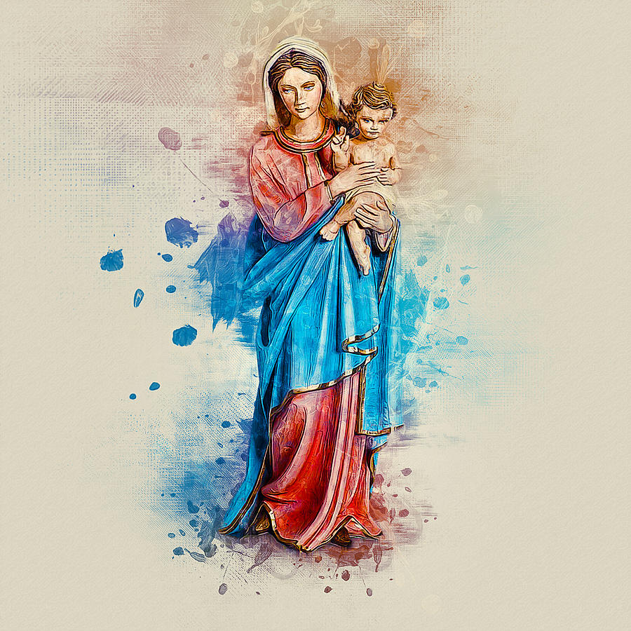 Novena To The Blessed Virgin Mary, The Immaculate Conception My Catholic Life