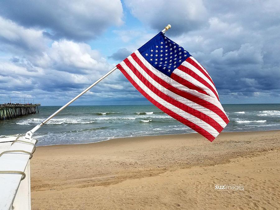 Virginia Beach Salute by Susie Loechler