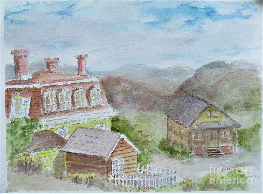 Virginia City Nevada by Laurie Morgan