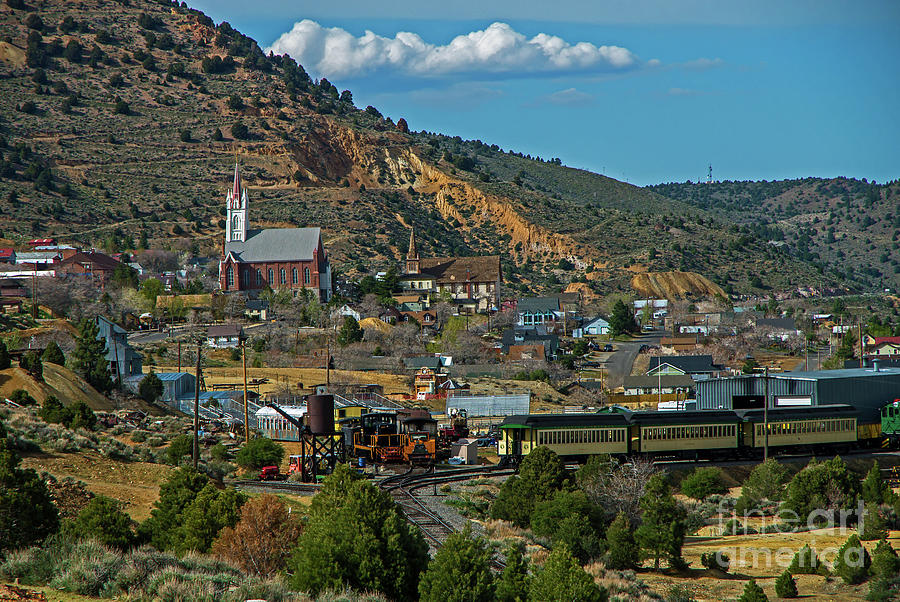 Virginia City by Stephen Whalen