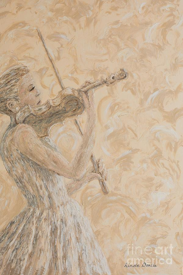 Virtuoso in the Making by Linda Donlin