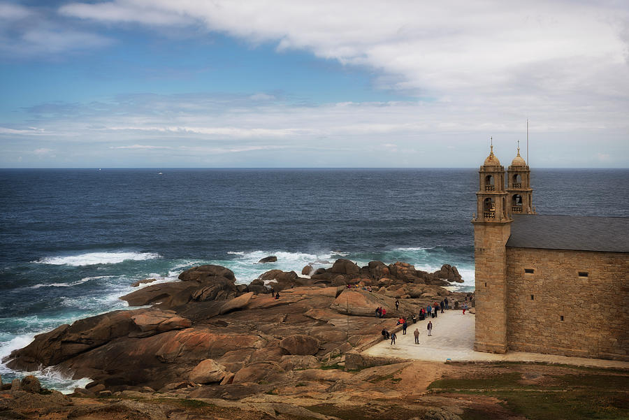 Virxe da Barca church in Muxia by RicardMN Photography
