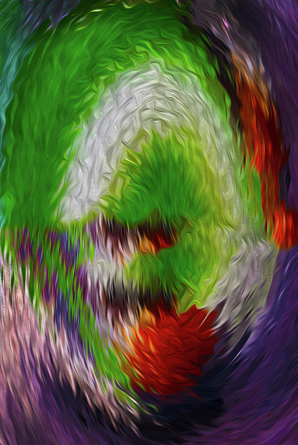 Visitations Digital Art - Visitation 2 by Bruce IORIO