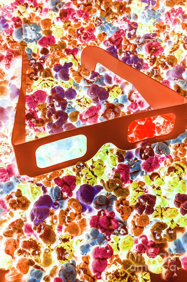 Movie Photograph - Visual Pop Art by Jorgo Photography - Wall Art Gallery