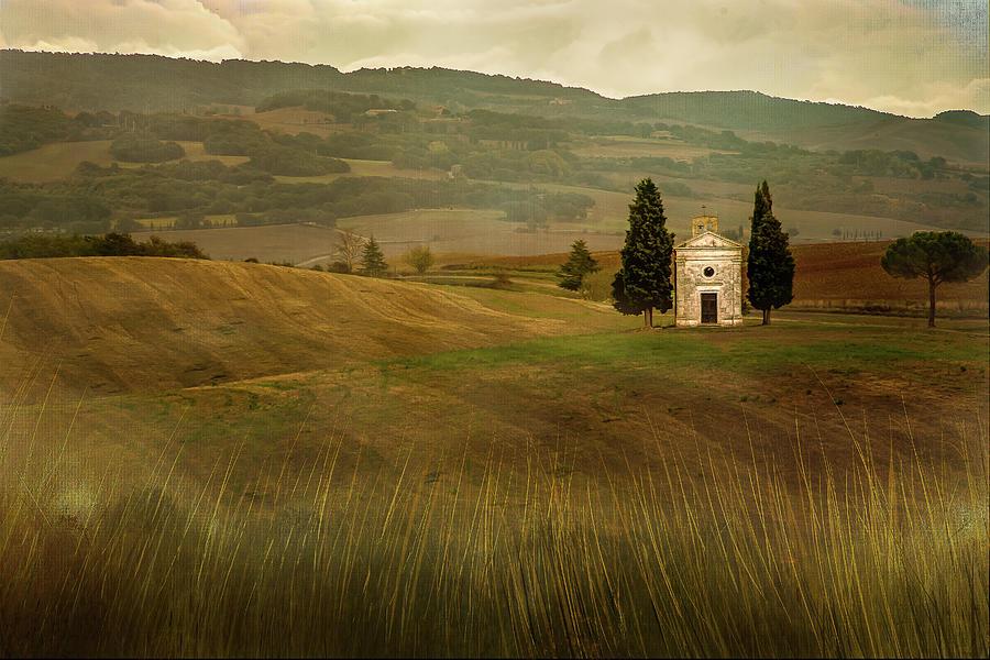 Vitaleta Mist by Fred Greco
