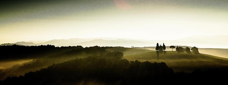 Vitaleta Sunrise by Fred Greco