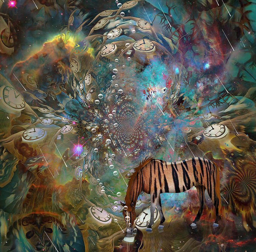 Vivid Imagination Digital Art