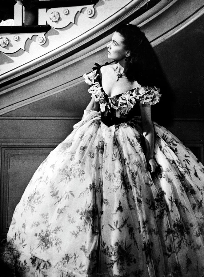 Vivien Leigh Photograph by Peter Stackpole