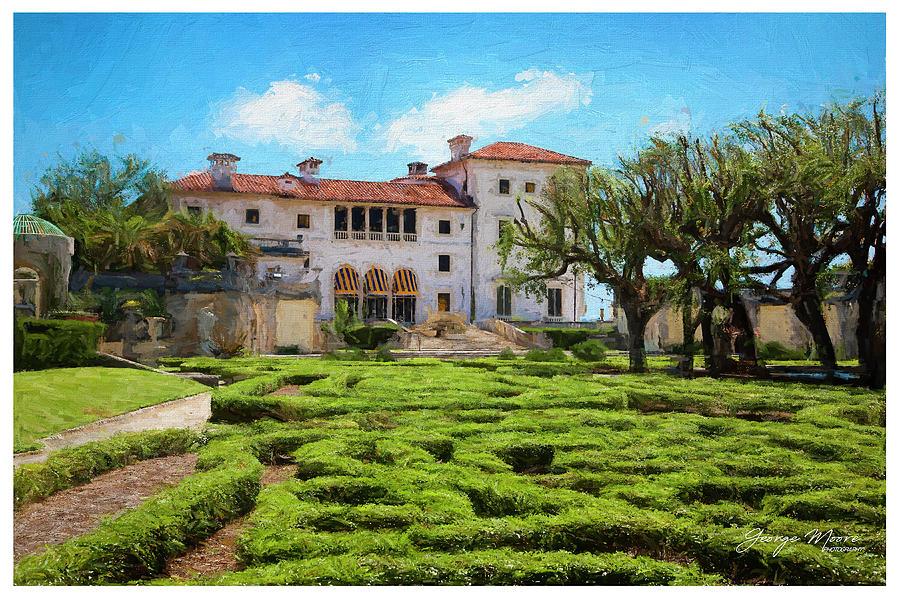 Vizcaya Estate by George Moore
