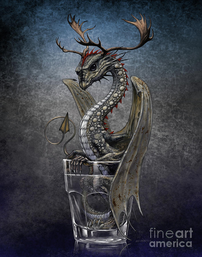 Vodka Dragon by Stanley Morrison