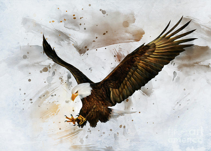 Voice of The Eagle by Ian Mitchell
