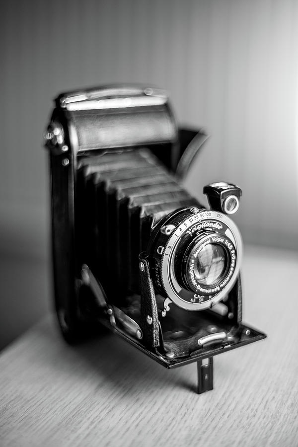Voigtlander by Ross G Strachan