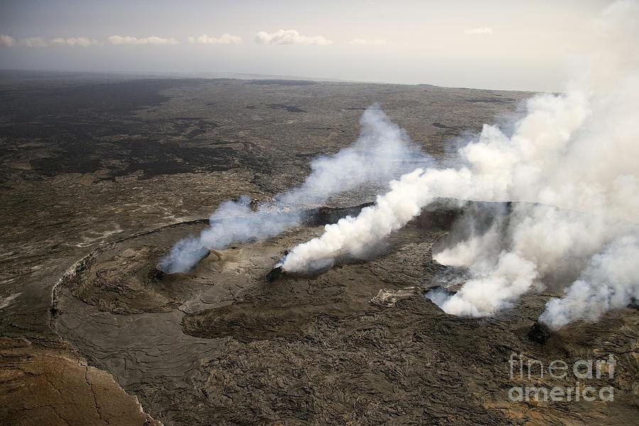 Volcanoes National Park by Carol Highsmith