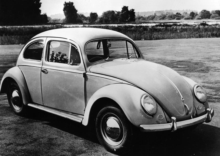 Volkswagen Photograph by Thurston Hopkins