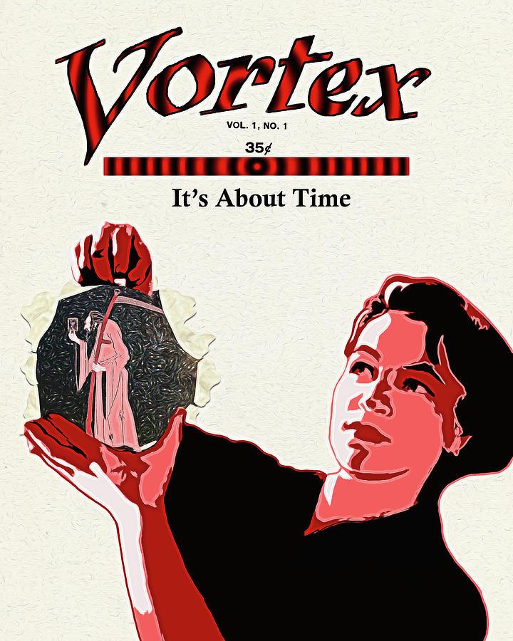 Vortex by John Haldane