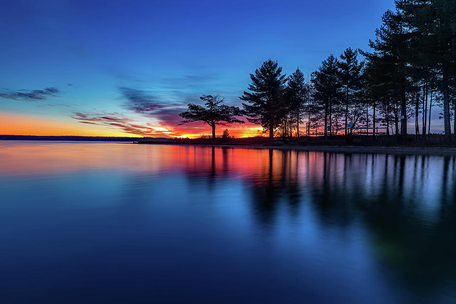 Wading for Sunrise by Joe Holley