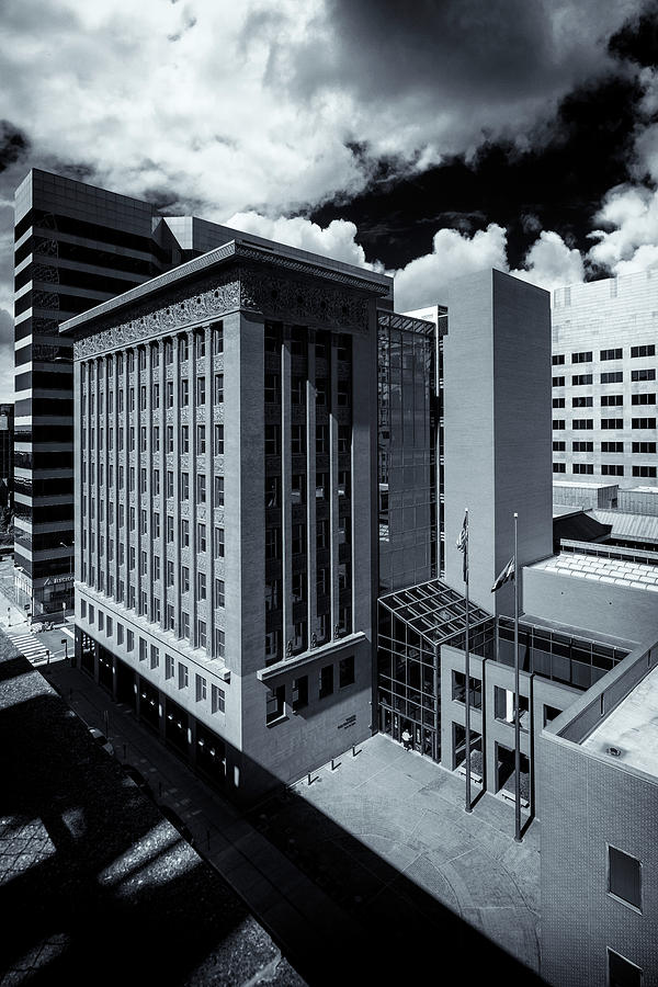 Wainwright Building St Louis MO-monotone-GRK4036_0520201 by Greg Kluempers