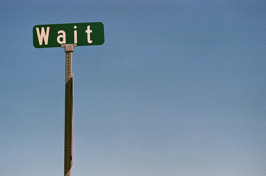 Wait by Carl Young