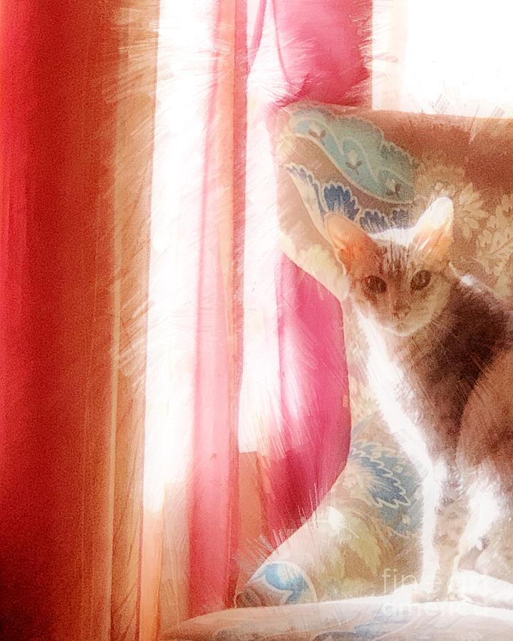 Waiting for Something by Jenny Revitz Soper
