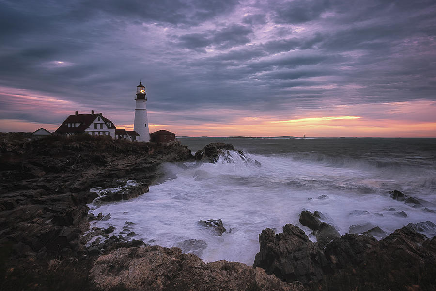 Waiting For The Storm by Robert Fawcett