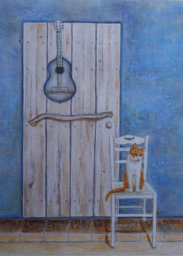 Waiting Patiently by Kathy Gales