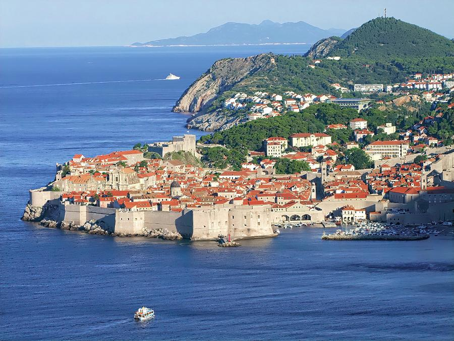 Waking Up In Dubrovnik by Joseph Hendrix