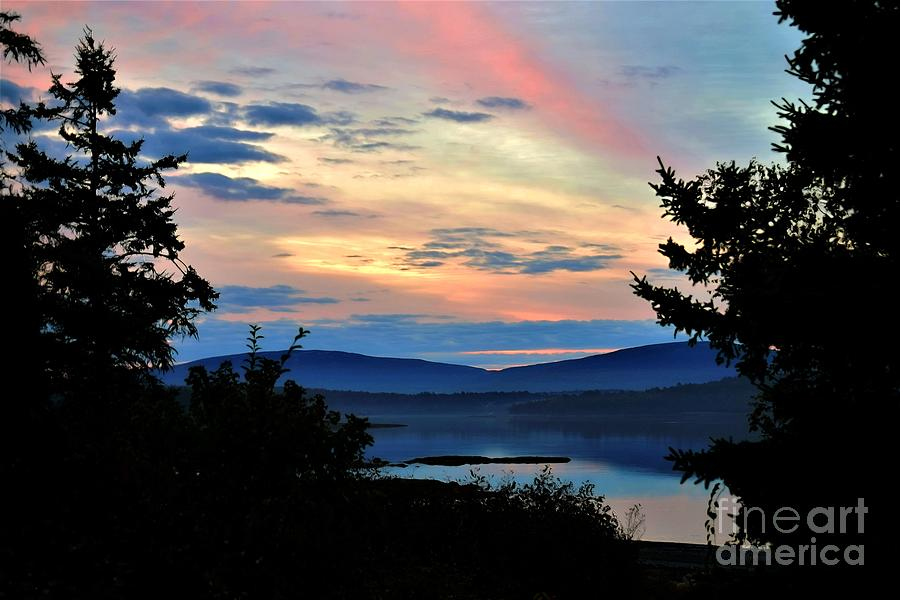 Waking Up in Maine by Patti Whitten