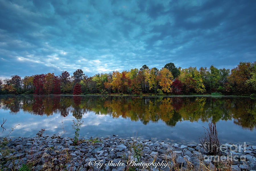 Waking up to Fall by Ty Shults