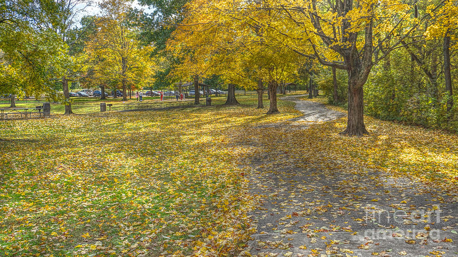 Walk in the Park @ Sharon Woods by Jeremy Lankford