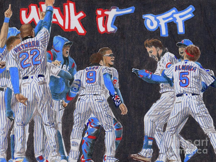 Walk It Off by Melissa Jacobsen