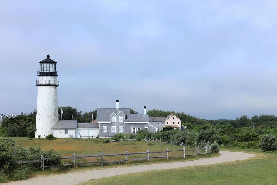 Walk to Highland Lighthouse by Doolittle Photography and Art