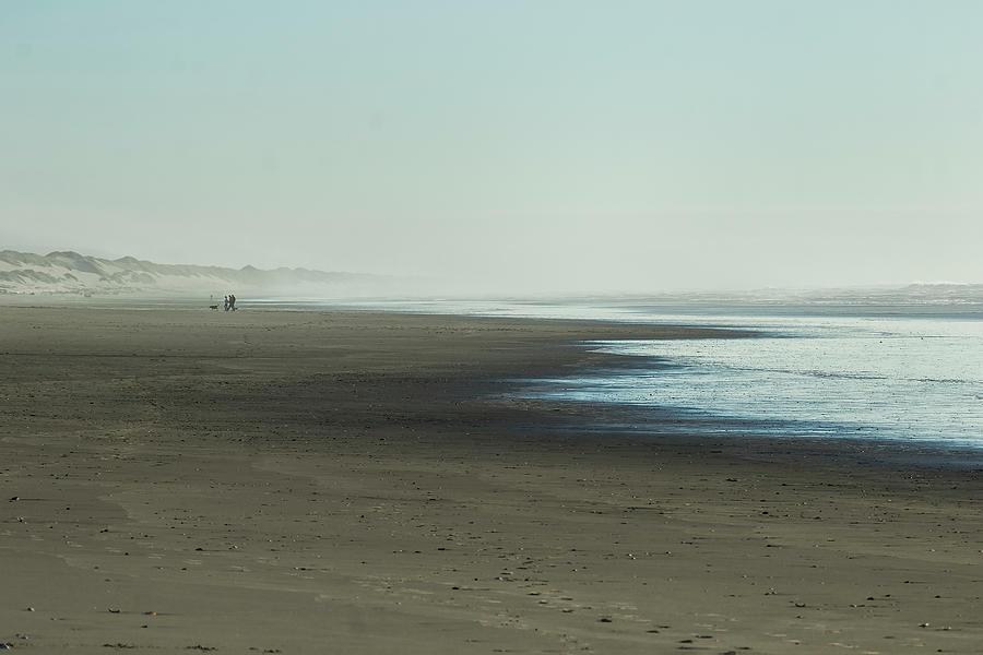 Walking by the Sea by Belinda Greb