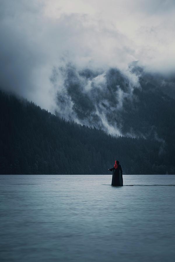 Walking on Water by Windy Corduroy
