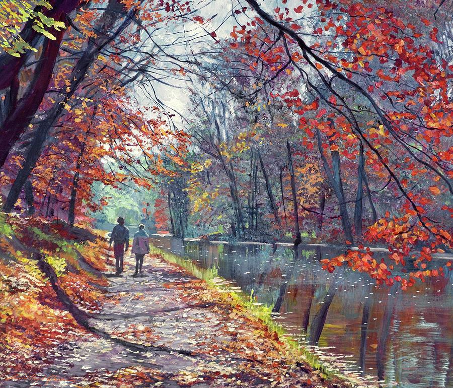 WALKING TOGETHER by David Lloyd Glover