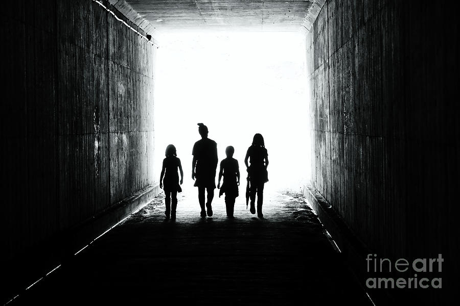 Walking with Fellowship in the Light by Daniel Brinneman