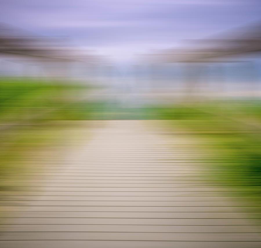 walkway by Steve Stanger