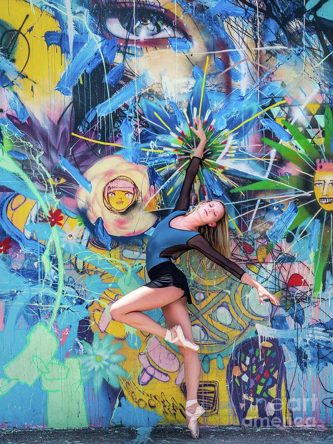 Wall Dancer by Robin Zygelman