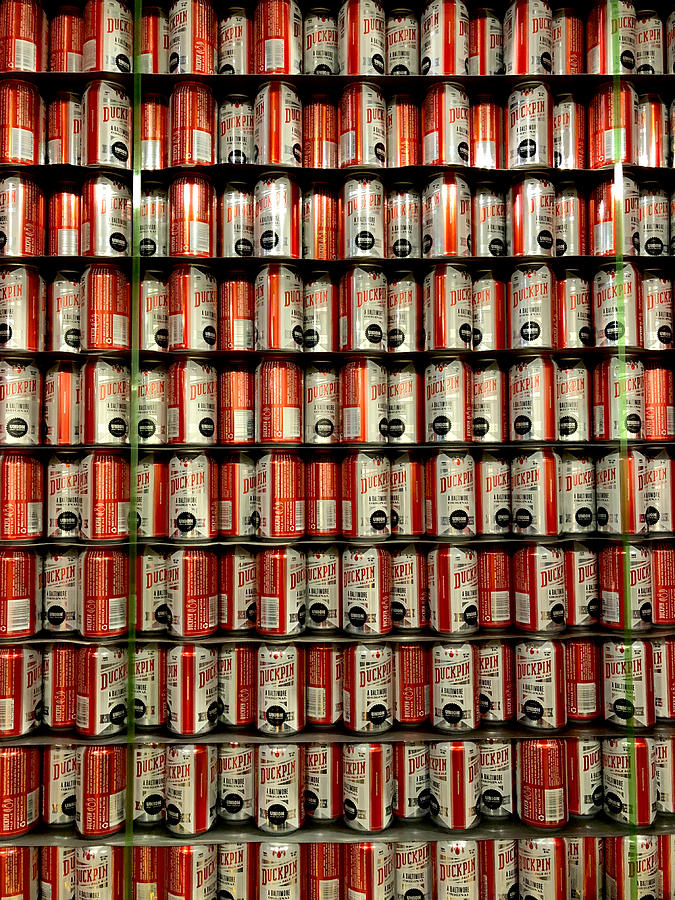 Wall of Beer by Chris Montcalmo