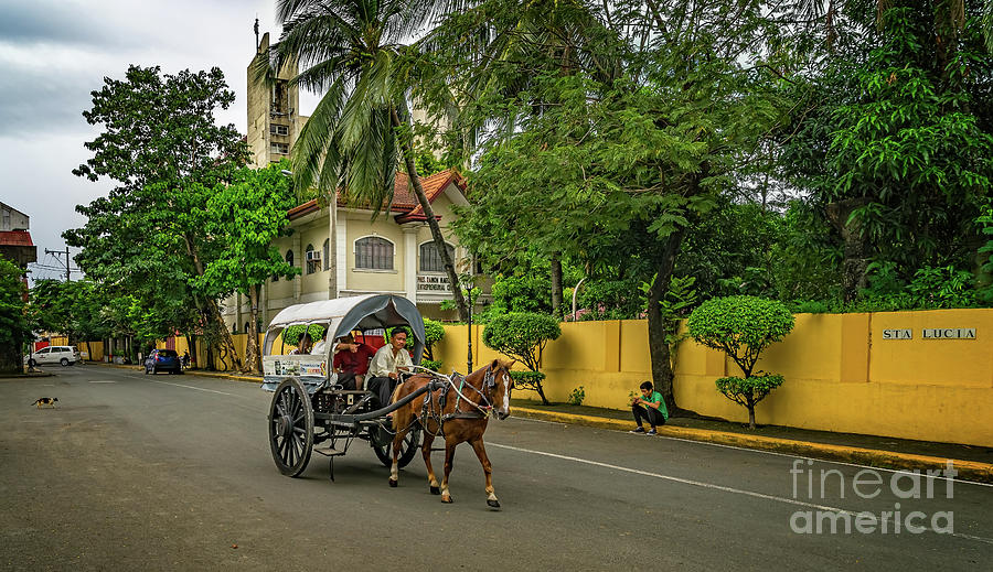 Walled City Tour Manila by Adrian Evans