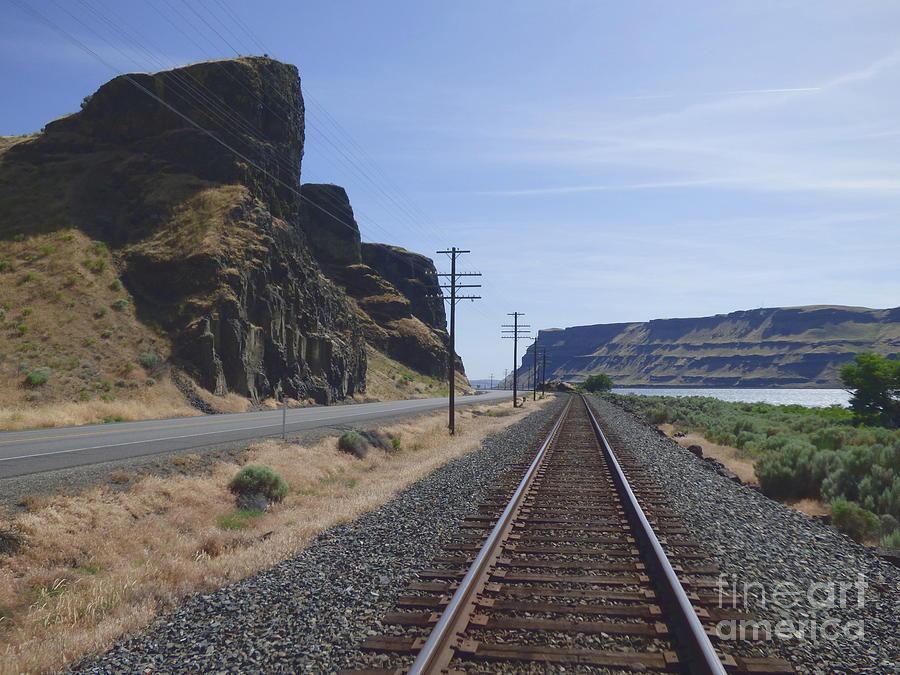 Wallula Gap by Charles Robinson