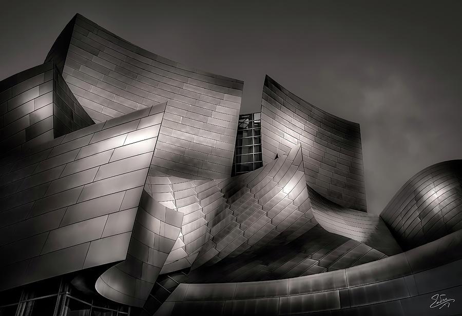 Walt Disney Concert Hall by Endre Balogh