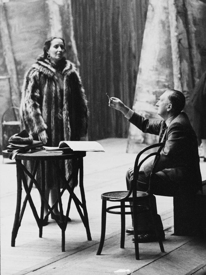 Walton And Cressida Photograph by Erich Auerbach